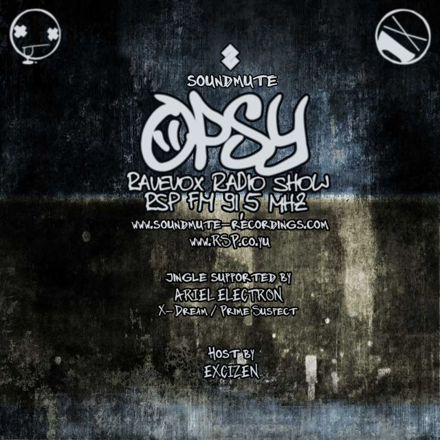 OPSY RSP FM Mix Cover